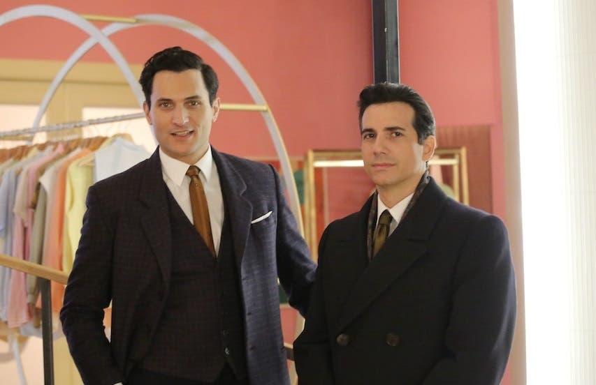 Il Paradiso delle Signore - Alessandro Tersigni e Luca Bastianello