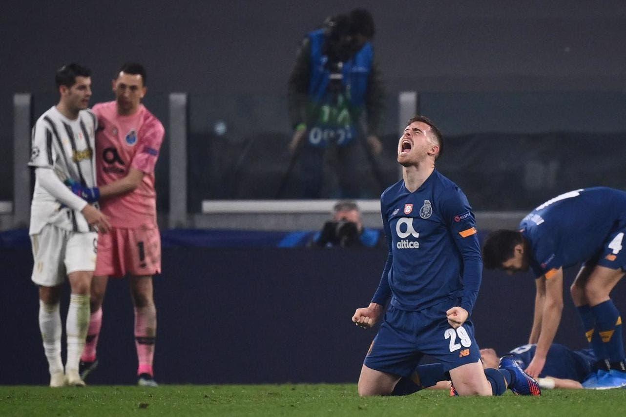 Juventus-Porto - Toni Martinez