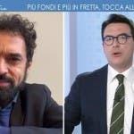 L'Aria che tira, Dino Giarrusso e Francesco Magnani