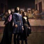 Leonardo - Matilda De Angelis, Aidan Turner e Freddie Highmore