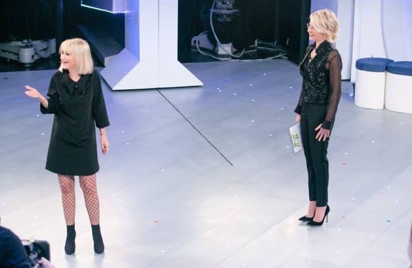 Luciana Littizzetto e Maria De Filippi - C'è Posta per Te