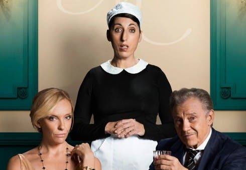Madame - Tony Collette, Rossy de Palma e Harvey Keitel