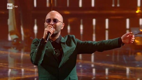 Negramaro - Terza serata Sanremo 2021 (da RaiPlay)