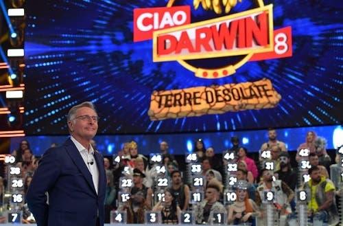 Paolo Bonolis - Ciao Darwin 8