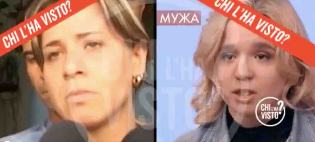 Piera Maggio - ragazza russa (Denise Pipitone?)