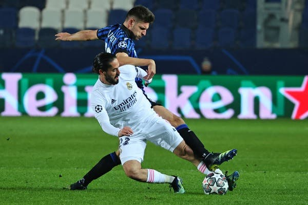 Real Madrid-Atalanta