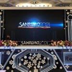 Sanremo 2021, sala stampa