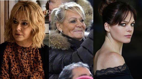 Speravo de morì Prima - Monica Guerritore, Fiorella Totti e Eugenia Costantini