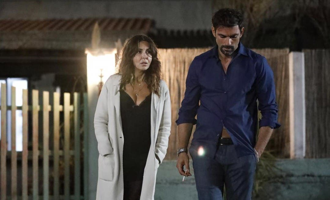 Svegliato Amore Mio - Sabrina Ferilli e Francesco Arca