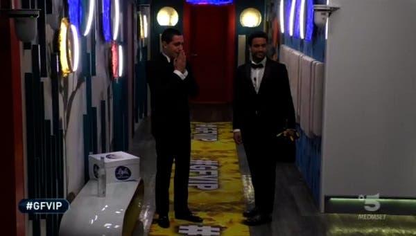 Tommaso e Pierpaolo lasciano la Casa - GF Vip 5