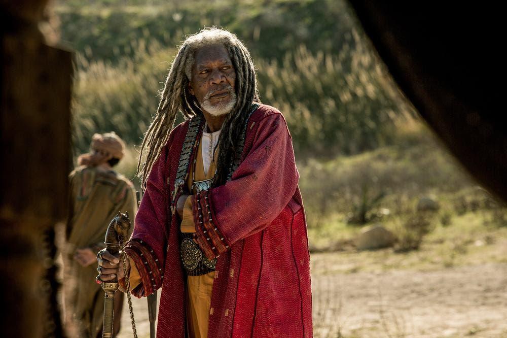 Ben-Hur - Morgan Freeman