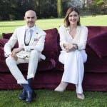 Enzo Miccio e Chiara Maci