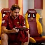 Francesco Totti in Speravo de morì prima