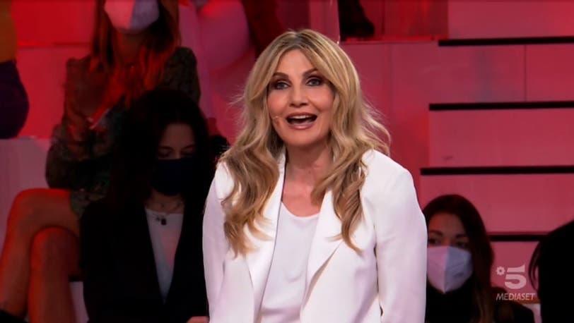 Lorella Cuccarini - Amici 2021