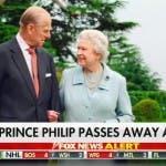 Morte del Principe Filippo, Fox News