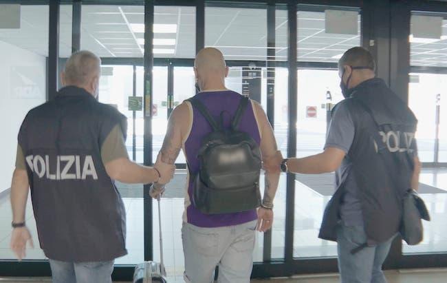 Aeroporto di Roma: Traffico Illegale