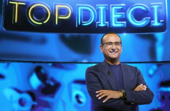 Carlo Conti - Top Dieci