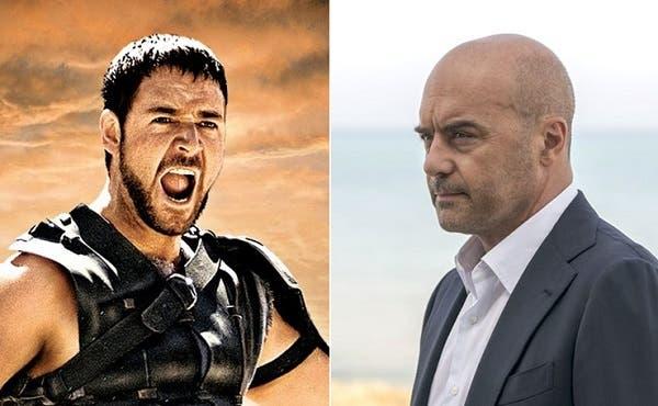 Il Gladiatore vs Montalbano