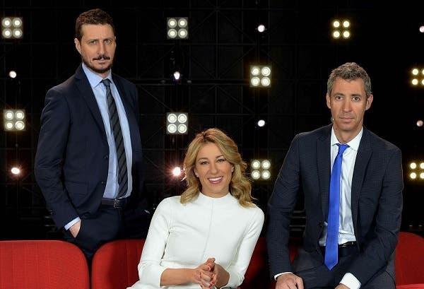 Luca e Paolo con Mia Ceran