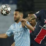 Manchester City-PSG