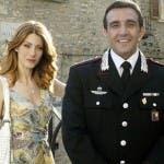Milena Miconi e Flavio Insinna - Don Matteo