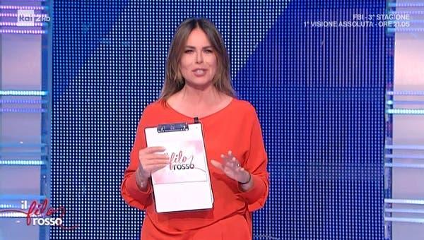 Paola Perego - Il Filo Rosso