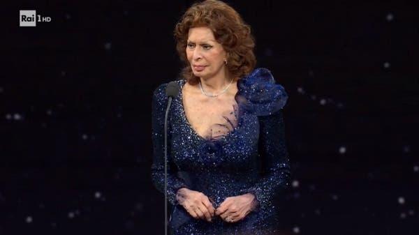 Sophia Loren miglior attrice protagonista - David di Donatello 2021