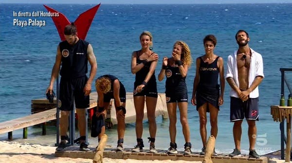 Tutti al televoto flash (tranne Awed) - Isola dei Famosi 2021