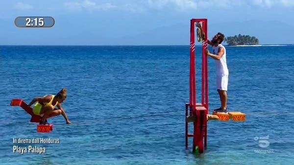 Valentina vs Matteo - Isola dei Famosi 2021