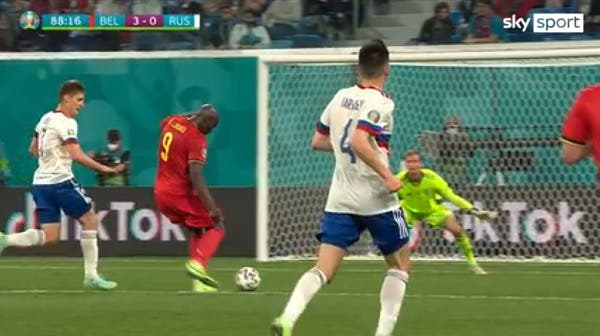 Belgio-Russia - Euro 2020