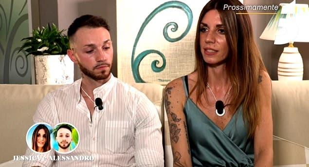 Jessica e Alessandro - Temptation Island 2021