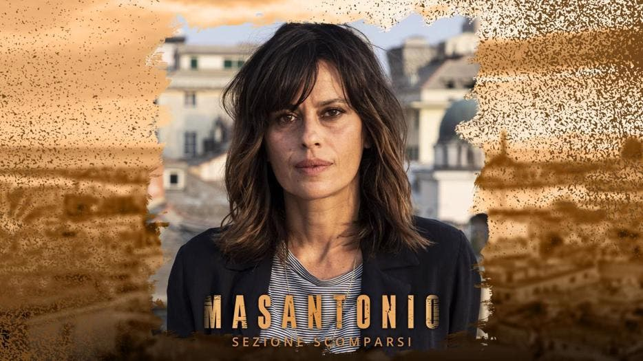 Masantonio - Claudia Pandolfi