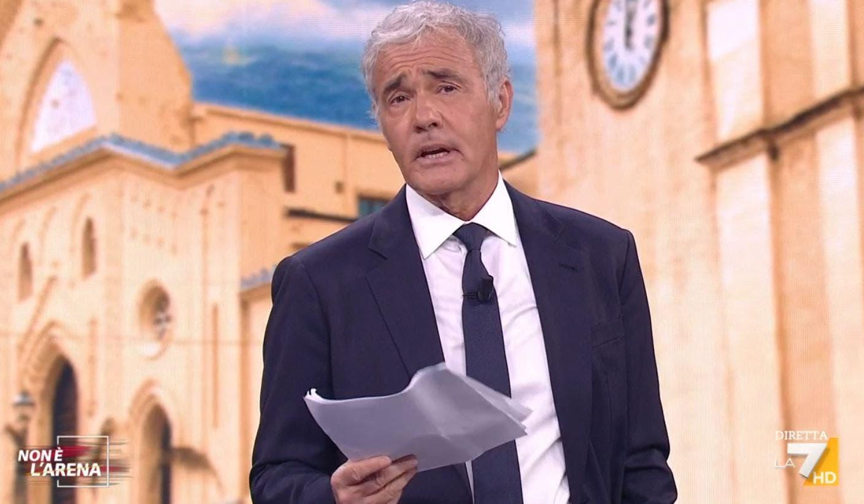 Giletti, addio a La7 e Non è L'Arena: «Ultima puntata di quattro anni importanti». Tornerà in Rai?