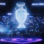 Performance virtuale - Cerimonia apertura Euro 2020 (foto uefa.com)