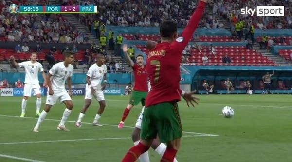 Portogallo-Francia - Euro 2020