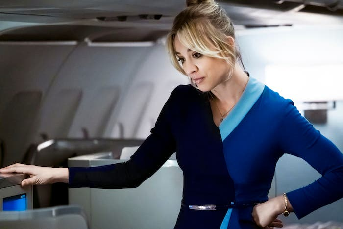 Sky serie l'assistente di volo
