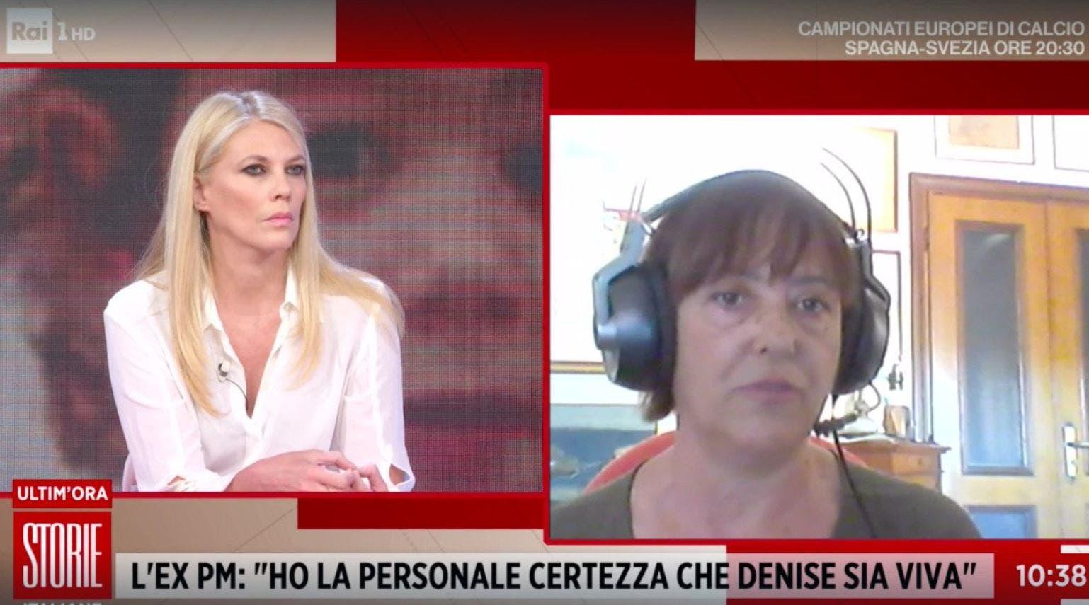 Storie Italiane, l'ex pm Angioni: «Denise Pipitone è viva e ha una figlia». Ma la famiglia invita alla cautela