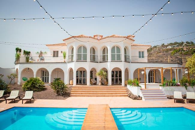 Villa di Love Island