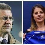 Stefano Bizzotto e Katia Serra