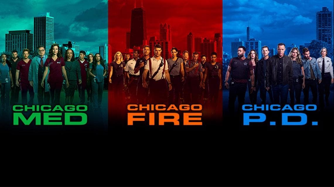 Chicago Fire - Chicago MAD - Chicago P.D.