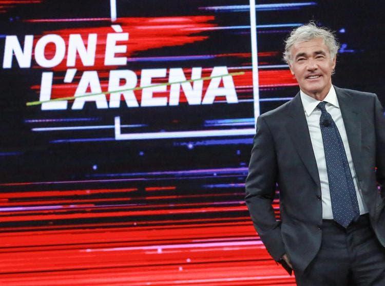 Massimo Giletti - Non è L'Arena