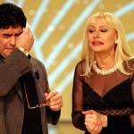 Raffaella Carrà, Maradona