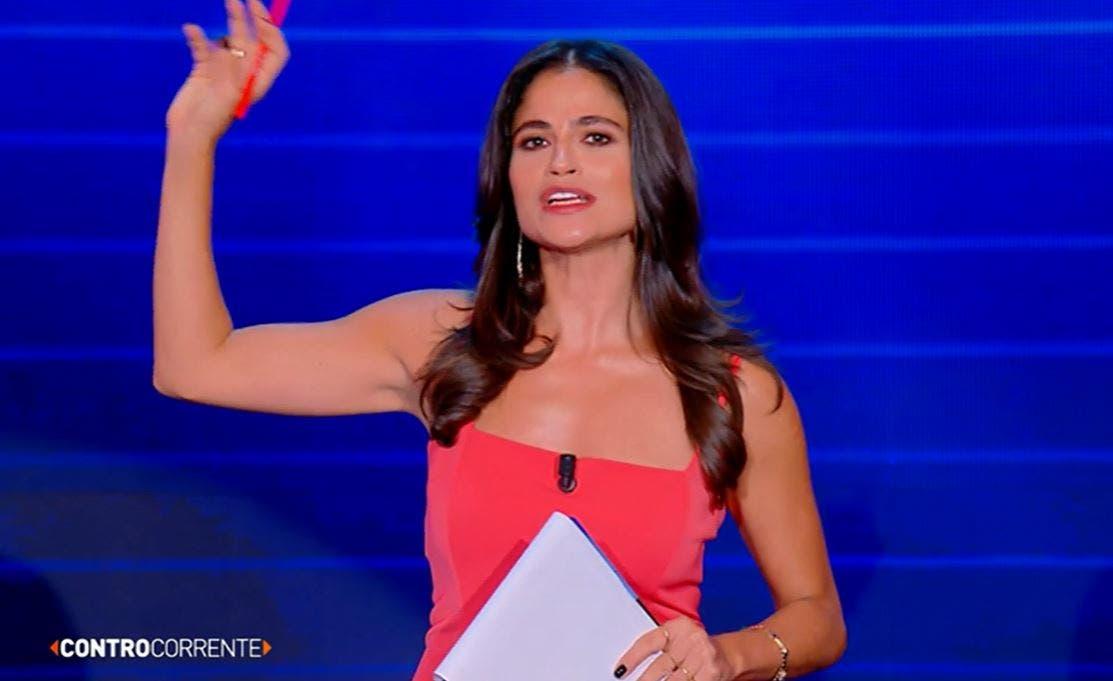 Veronica Gentili non va Controcorrente. Galli sbotta: «Non dovevo venire»