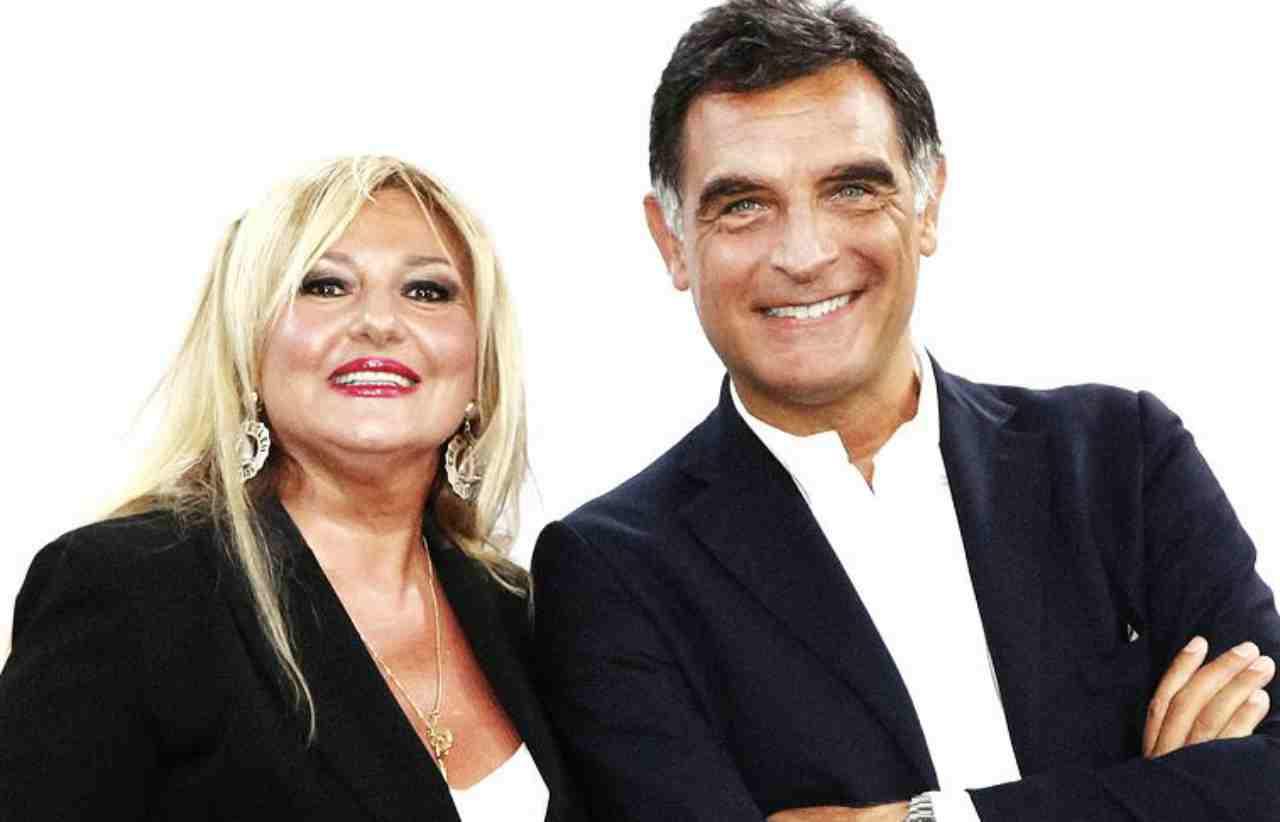 Monica Setta e Tiberio Timperi