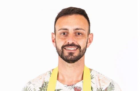 Roberto - Bake Off 9