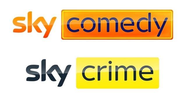 Sky Comedy e Sky Crime