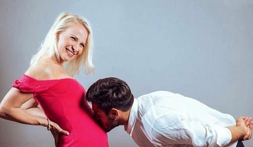 Veera Kinnunen annuncia la gravidanza