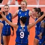 Volley femminile Italia