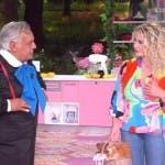 Alfio Bottaro e Antonella Clerici