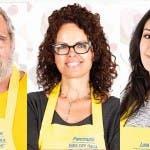Bake Off Italia 2021 - Giuseppe, Pancrazia e Lora